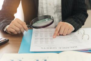 beszámolók könyvvizsgálata